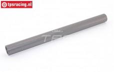 FG7331/09 Uitlaat pijp recht L195 mm, 1 st.
