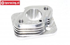 FG7338/01 Aluminium Tuning Isolator H15 mm, 1 st.