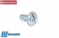 FG7364/01 Walbro membraan afdekking schroef, 1 st.