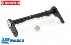 FG7366/10 Walbro gasklep, Gehard staal, Set