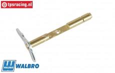 FG7366 Walbro gasklep as Zenoah G2D, 1 st.