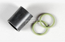 Uitlaat FG Steel-Side Power '11 slang met O-ring, Set