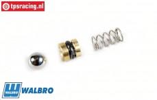 FG7755/02 Walbro WT813 acceleratie pomp, Set