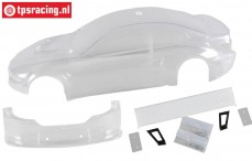 FG8180 BMW M3 ALMS kap transparant, Set