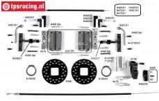 Bouwtekening Kabel remmen FG8452