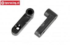 FG8462/02 Kunststof Flex remkabelhouder, L26 mm, 2 St.