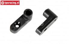 FG8462/07 Kunststof Flex remkabelhouder, L22 mm, 2 St.