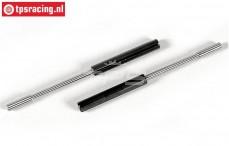 FG8518 Stabilisator pennen Ø3,0 mm, Set
