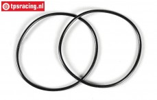 FG9466/07 Luchtfilter Adapter O-ring, 2 st.