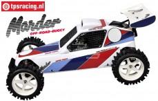 FG6000RCZ Marder Off-Road Buggy 2WD RTR