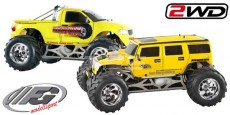 FG Monster-Hummer 2WD