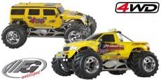 FG Monster-Hummer 4WD