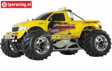 FG24010R Monster Truck WB535 4WD RTR Geel