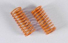 Schokdemper veer, (Ø17-Ø21), (Ø2,2 x L48 mm), (Oranje), 2 St.