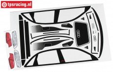 FG4153/01 Stickers Audi A4 DTM, Set