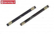 FG4402/03 Inbus koploos M4-L45 Loctite, 2 st