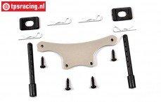 FG4483/01 Kap steun aluminium voor 1/5, Set