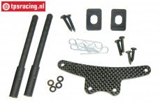 FG4483 Tuning Kap steun koolstof voor 1/5, Set