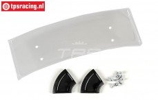 FG58150/02 Achterspoiler Beetle Buggy 4WD, 1 st.