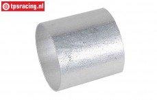 FG6065 Aluminium Differentieel huls, 1 St.