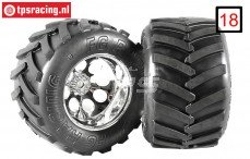 FG6228/07 Monster Truck Medium Gelijmd, 2 st.