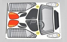 Stickers, (TR4 Truggy), Set