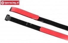FG6567 Akku Klittenband B27-L530 mm, 2 st.