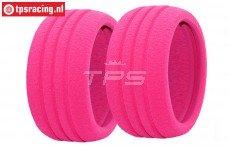 FG67224 Tire Safe Bandenschuim Ø130-Ø160-B60 mm, 2 st.
