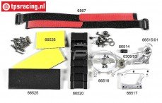 FG68511 Ombouwset, Elektro 1/5 2WD, Set