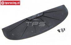 FG7020/16 Bumperplaat AUDI R8, 1 st