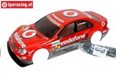 FG7228 Mercedes CLK-DTM 06 kap Vodafone gespoten, Set