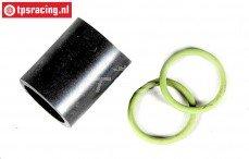 FG7406/04 O-ring met slang FG Steel-Side Power, Set