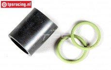 FG7406/04 O-ring met slang FG Steel-Side Power '11, Set