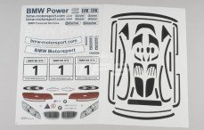 Stickers, (BMW ALMS Team), Set