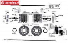 Bouwtekening Kabel remmen FG8450/05