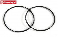 FG8489 Differentieel O-ring, 2 St.