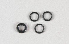 FG Magura O-ring, (Ø5-H1,0/Ø4-H1,5 mm), (Rubber), 4 St.