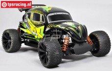Beetle Pro WB535 Sports-Line 4WD RTR, (Gespoten Kap)