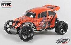 Beetle Buggy WB535 Sports-Line 4WD RTR, (Gespoten Kap)