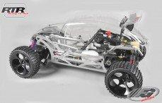 Beetle Buggy WB535 Sports-Line 4WD RTR, (Transparante Kap)