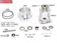 Bouwtekening FG Differentieel FG8485/01