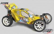 Leopard4 Sports-Line 4WD RTR, (Gespoten Kap)