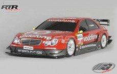 Mercedes CLK-DTM 06 Sports-Line 4WD-530 RTR, (Gespoten Kap Vodafone)