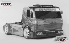 FG Street Truck, Sports-Line, 4WD-530 RTR, (Transparante Kap)
