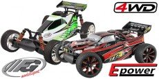 FG Fun Cross-Truggy Elektro
