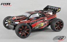 TR4 Truggy WB535 Sports-Line 4WD RTR, (Gespoten Kap)