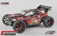 TR4 Truggy WB535E Sports-Line 4WD RTR, (Gespoten Kap)