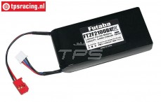 P-FT2F2100B Futaba Li-Fe, 2100 mAh, 6,6 Volt, 1 st.