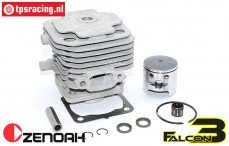 ZN1001F3 Zenoah 23cc-Ø32-G240 Falcon3 Tuning, Set