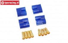 TPS83315 EC3 Gold stekker, 4 st.